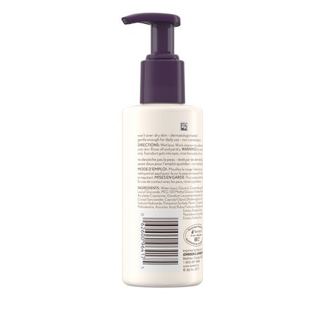 Aveeno Anti Aging Facial Cleanser, 154mL - image 2 of 9