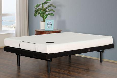 Primo International Altitude Upholstered Adjustable Bed