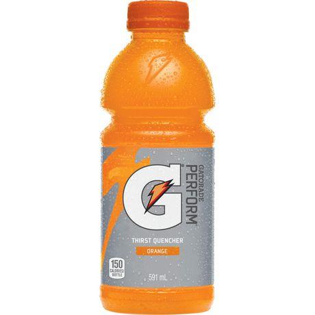 Gatorade Orange Sports Drink, 591mL Bottles, 6 Pack - image 4 of 6