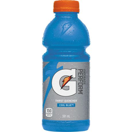Gatorade Cool Blue Sports Drink, 591mL Bottles, 6 Pack - image 4 of 6