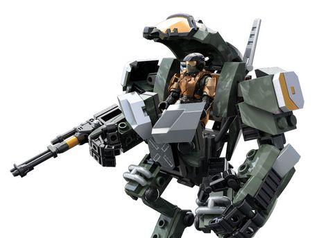 mega construx halo strike cyclops building kit walmart canada