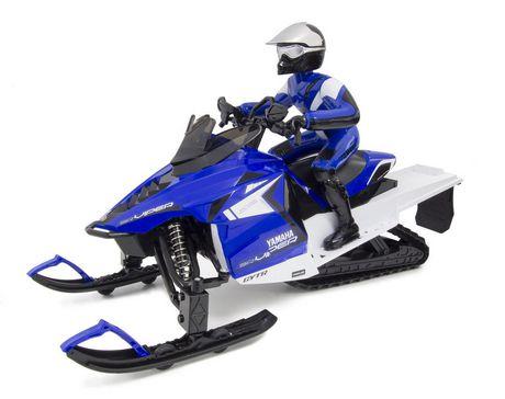 kidztech 1 6 rc yamaha snowmobile walmart canada