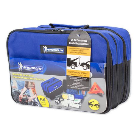 Grumblies Michelin Roadside Safety Kit Walmart Canada