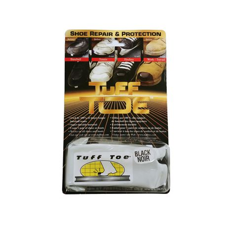 Tuff Toe Polyurethane Protective Toe Coating - Black - image 1 of 3