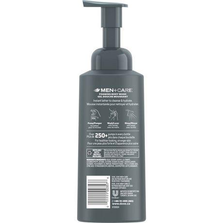 Dove Men+Care  Extra Fresh Foaming Body Wash 400 ML - image 3 of 6