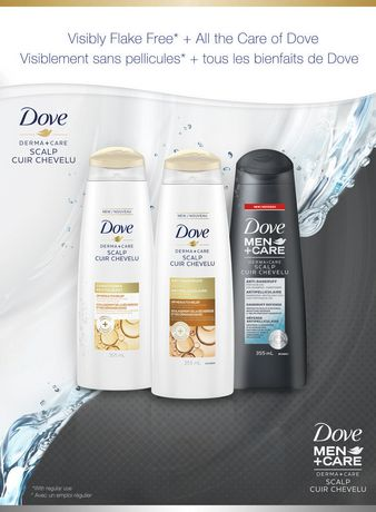 Dove Derma+Care Soothing Moisture Shampoo 355 ML - image 4 of 6