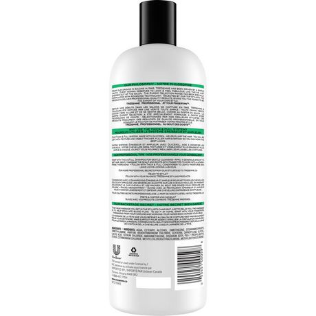 TRESemmé Expert Thick + Full Thick+Full Conditioner 739ML - image 3 of 4