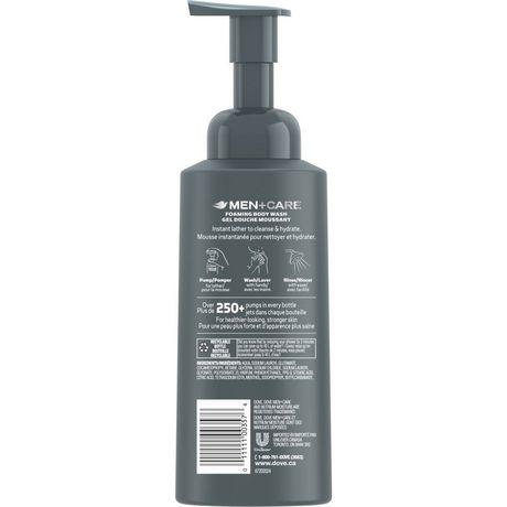 Dove Men+Care  Extra Fresh Foaming Body Wash 400 ML - image 4 of 6