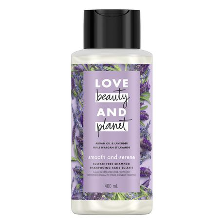 Love Beauty and Planet Argan Oil & Lavender Shampoo - image 1 of 9