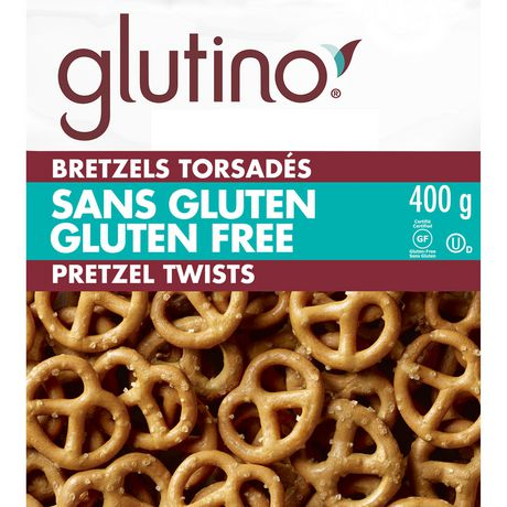 Glutino Gluten Free Family Bag Pretzels Twists - image 1 of 3