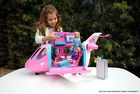 Barbie Coffret de Jeu Avion de Rêve - image 4 de 9