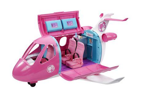 Barbie Coffret de Jeu Avion de Rêve - image 2 de 9