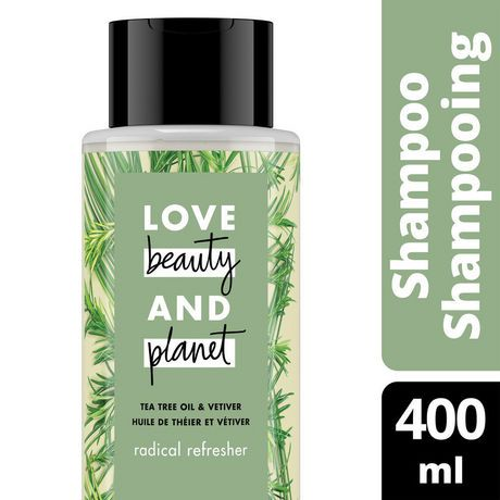 Love Beauty And Planet Tea Tree Oil & Vetiver Radical ...
