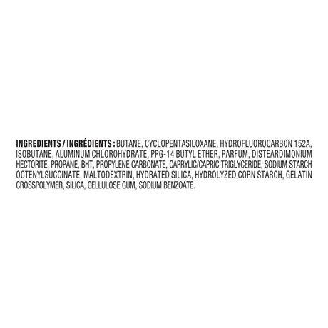 Degree Black+White Dry Spray Antiperspirant Pure Rain antibacterial odour protection 107 GR - image 4 of 4