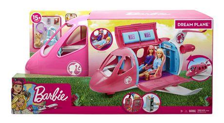 Barbie Coffret de Jeu Avion de Rêve - image 3 de 9
