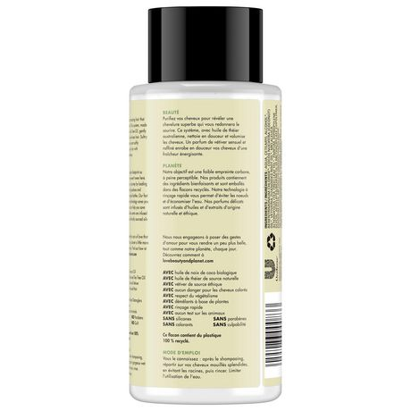 Love Beauty And Planet Tea Tree Oil & Vetiver Conditioner Radical Refresher 400mL - image 2 of 9