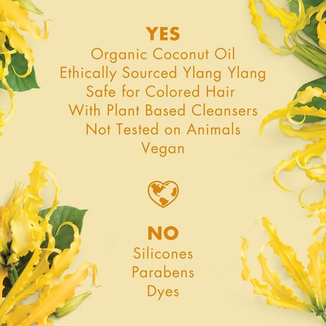 Love Beauty And  Planet Coconut Oil & Ylang Ylang Hope and Repair Shampoo 400 mL - image 3 of 9