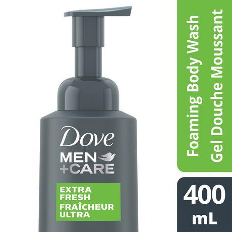 Dove Men+Care  Extra Fresh Foaming Body Wash 400 ML - image 1 of 6