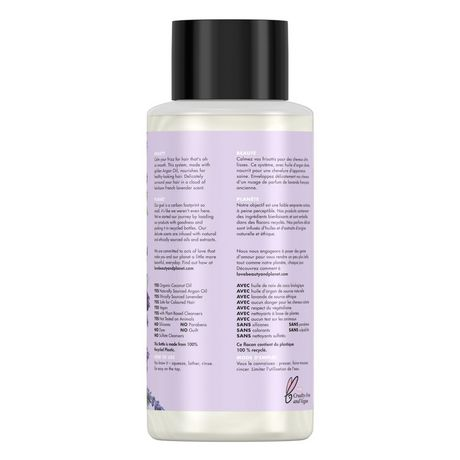 Love Beauty and Planet Argan Oil & Lavender Shampoo - image 2 of 9