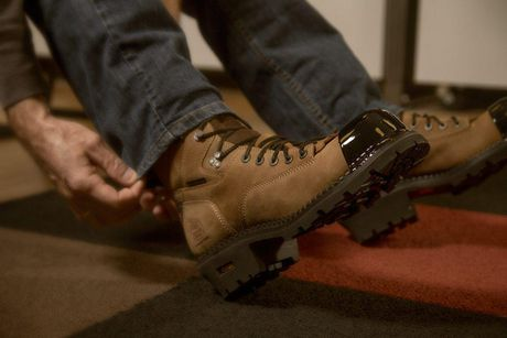 Tuff Toe Ployurethane Protective Toe Coating - Brown - image 3 of 4