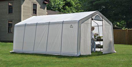 ShelterLogic GrowIT Greenhouse-in-a-Box Pro Peak Greenhouse - image 2 of 2