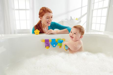 Barre pour le bain Splash & Play de Fisher-Price - image 3 de 9