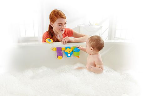 Barre pour le bain Splash & Play de Fisher-Price - image 2 de 9