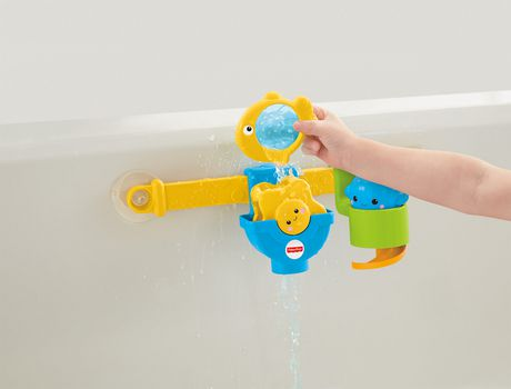 Barre pour le bain Splash & Play de Fisher-Price - image 4 de 9