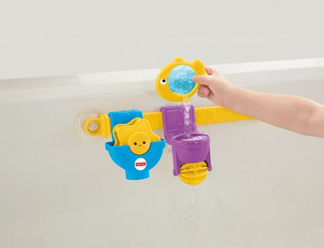 Barre pour le bain Splash & Play de Fisher-Price - image 5 de 9