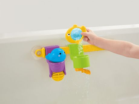 Barre pour le bain Splash & Play de Fisher-Price - image 6 de 9