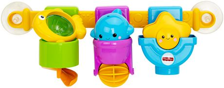Barre pour le bain Splash & Play de Fisher-Price - image 9 de 9