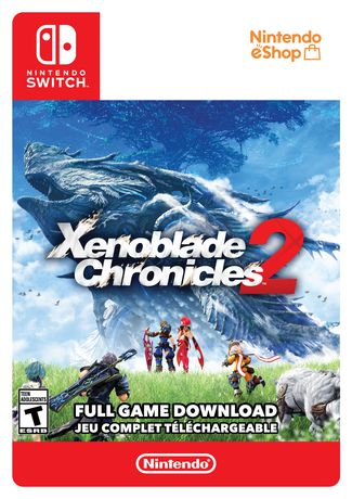 Switch Xenoblade Chronicles 2 Digital Download - image 1 of 1