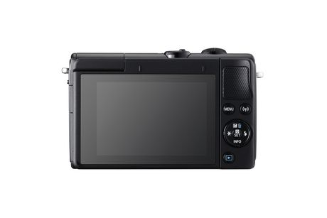 Canon EOS M100 Mirrorless Camera with 15-45mm IS STEM Lens Kit - image 2 of 9