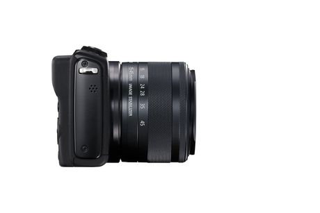 Canon EOS M100 Mirrorless Camera with 15-45mm IS STEM Lens Kit - image 6 of 9