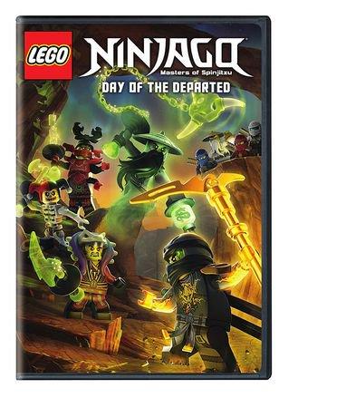 Lego ninjago masters of spinjitzu day of the departed - Ninjago saison 7 ...