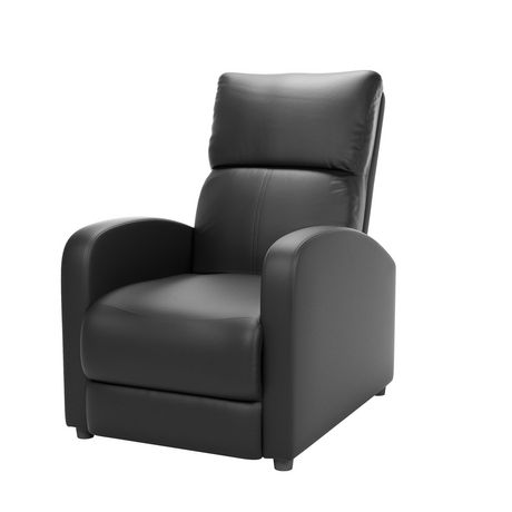 CorLiving Moor Bonded Leather Recliner - image 2 of 5