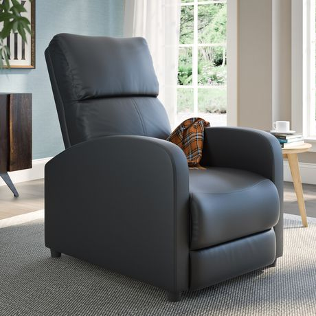 CorLiving Moor Bonded Leather Recliner - image 3 of 5