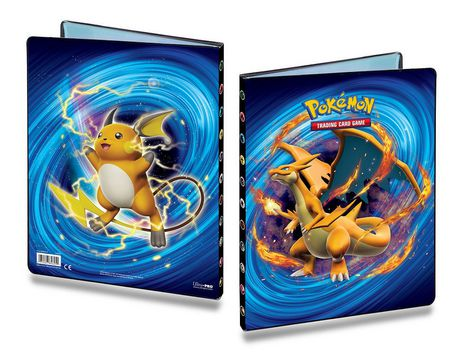 Ultra Pro Pokemon Xy12 9 Pocket Trading Card Game Portfolio