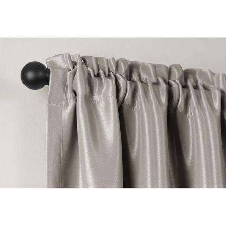 tringle pour rideau de fen tre maytex pour caf de 48 120 po. Black Bedroom Furniture Sets. Home Design Ideas