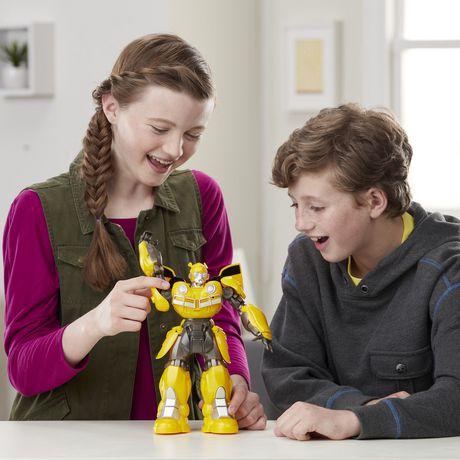Transformers: Bumblebee -- Dj Bumblebee - image 4 of 7