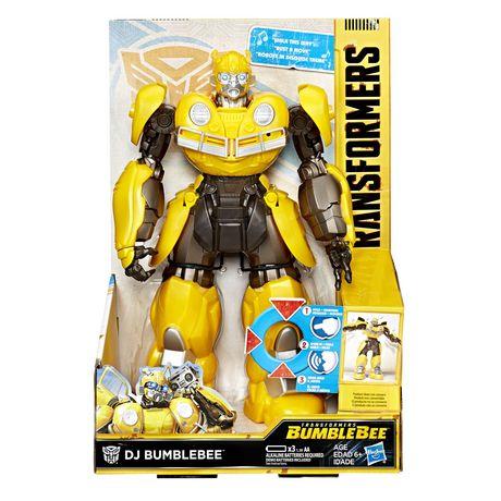 Transformers: Bumblebee -- Dj Bumblebee - image 1 of 7