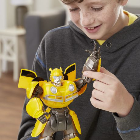 Transformers: Bumblebee -- Dj Bumblebee - image 6 of 7