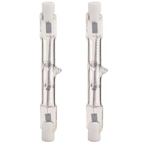 Great Value Halogen T3 R7 150W 130V Lightbulb - image 1 of 1