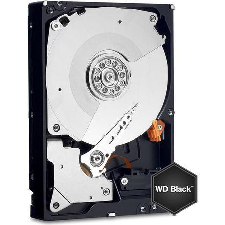 """Western Digital Black 3.5"""" 4TB Internal SATA Hard Drive ..."""