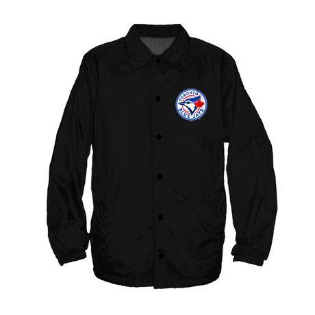 Toronto Blue Jays Mens Windbreaker   Walmart Canada