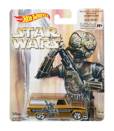 Hot Wheels Star Wars 4-Lom '64 Gmc Panel Vehicle - image 1 of 1