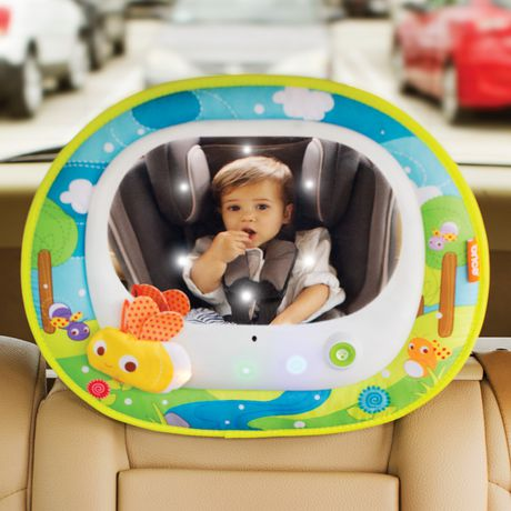 Baby In-Sight® Magical Firefly™ Auto Mirror - image 3 of 4