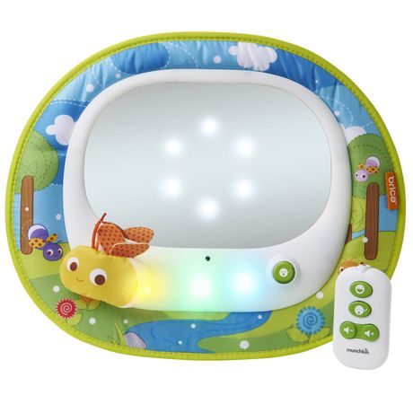 Baby In Sight 174 Magical Firefly Auto Mirror Walmart Canada
