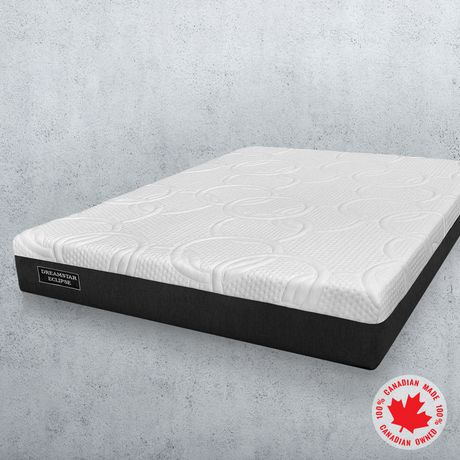 Dream Star Bedding Eclipse BedinaBox Mattress Walmart Canada
