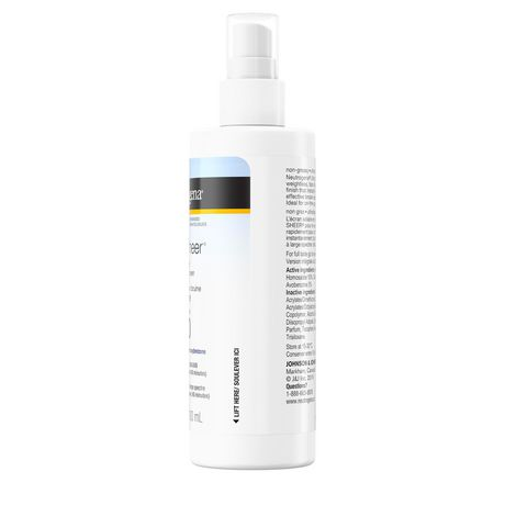 Neutrogena Ultra Sheer Face Mist Sunscreen SPF 50, 100ml - image 6 of 6